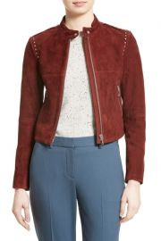 Theory Bavewick Suede Jacket at Nordstrom Rack