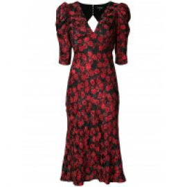 Saloni Colette Dress at The Webster