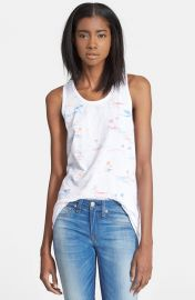 Palm Tree Tank by rag and boneJEAN at Nordstrom