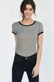 Project Social Molly Ringer Tee at Urban Outfitters