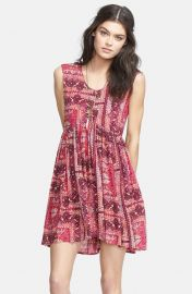 Take Me to Thailand Babydoll Dress by Free People at Nordstrom