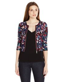 Zip Cardigan by Tracy Reese at Amazon