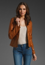Tan blazer like on Hart of Dixie at Revolve
