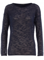 Similar style sweater in blue at Dorothy Perkins