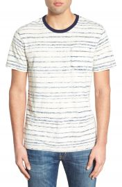 1901  Lopez  Button Pocket Crewneck T-Shirt at Nordstrom