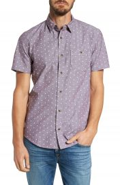1901 Print Chambray Shirt at Nordstrom
