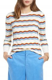 1901 Rickrack Sweater  Regular  amp  Petite at Nordstrom