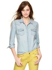 1969 Denim Shirt at Gap