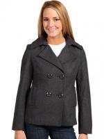 Grey coat like Janes at Zappos