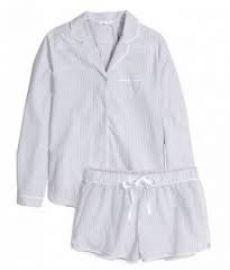 2 Piece Cotton Pajamas at H&M