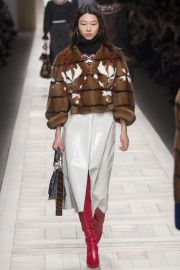2017 Fall Collection by Fendi at Vogue