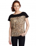 Leopard print shirt like Zoes at Amazon