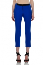 A.L.C Avery Pant in Electric Blue at Forward by Elyse Walker
