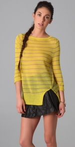 ALC Kelly lightweight knit pullover at Shopbop