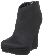 Black wedge booties like on Hart of Dixie at Amazon