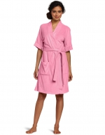 Pink robe like Pennys at Amazon