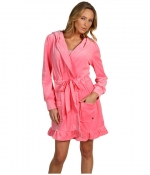 Pink robe with ruffle like Pennys at Zappos