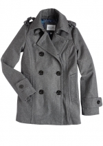 Grey coat like Janes at Delias