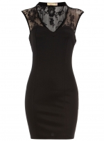 Black lace dress like Zoes at Dorothy Perkins