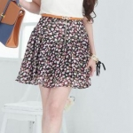 Floral skirt like Annies at Yes Style