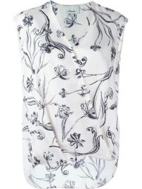 3 1 Phillip Lim Floral Blouse - Dante 5 Women at Farfetch