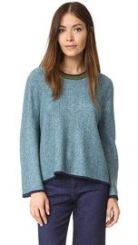 3 1 Phillip Lim Long Sleeve Crew Neck Sweater at Shopbop