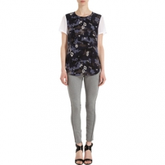 31 Phillip Lim Camo Front Tee at Barneys
