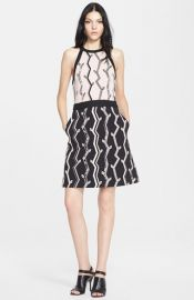 31 Phillip Lim Cutaway A-Line Dress at Nordstrom