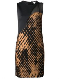 31 Phillip Lim Disintegrating Patchwork Print Dress - Etre - Vestire at Farfetch
