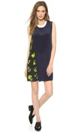 31 Phillip Lim Layered Mix Print Dress at Shopbop