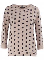 Polka dot sweater like Magnolias at Dorothy Perkins