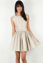 Lemon's bow dress at Singer 22
