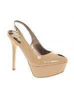 Nude peep toes like Blairs at Asos