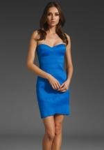 Blue dress like Blairs at Revolve