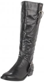 Black boots like Serenas at Endless