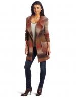 Similr striped coat at Amazon