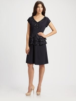 Blairs black dress from GG at Saks Fifth Avenue