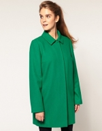 Green coat like Blairs at Asos
