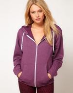 Purple hoodie like Annies at Asos