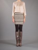 Similar skirt by same designer at Farfetch