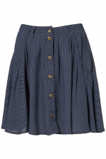 Button front skirt like Annies at Topshop