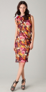Floral dress like Blairs at Shopbop