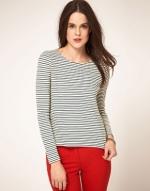 Striped top like Brittas at Asos