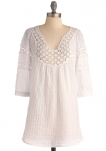White blouse like Spencers at Modcloth