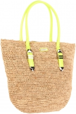 Hanna's straw tote bag at Amazon