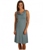 Grey cowl neck dress like Emilys at Zappos