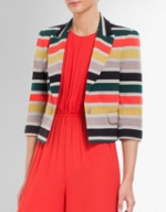 Hanna's BCBG Jacket at Lord & Taylor