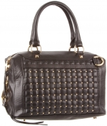 Black studded Rebecca Minkoff bag like Hannas at Amazon