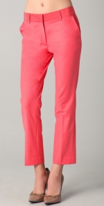 Hanna's pink pants at Shopbop