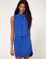Blue dress like Arias at Asos